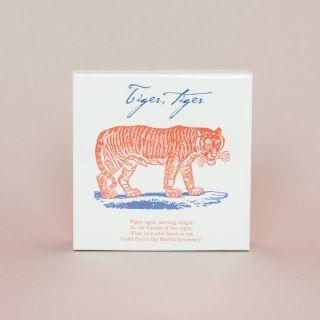 Archivist Gallery Luxury Matches Tiger, Tiger
