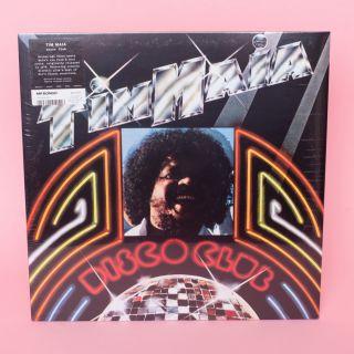 Mr Bongo Tim Maia - Disco Club LP