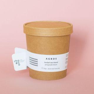 Rhoeco Drink It, Plant It: Agros Tea 20g