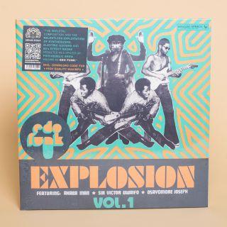 Analog Africa Edo Funk Explosion Vol.1 LP