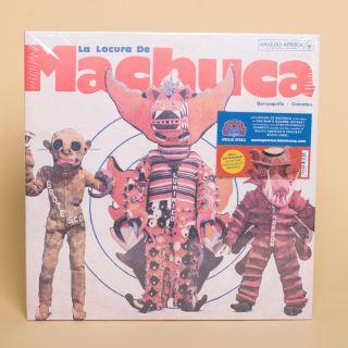 Analog Africa La Locura de Machuca 1975-1980 LP