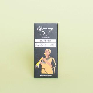 '57 Chocolate Milk Chocolate with Almonds