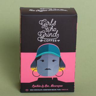 Girls Who Grind Coffee - Cynthia La Rue, Nicaragua, Washed - Espresso (Ground)