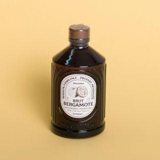 Bacanha Sirop Bergamote Brut - Biologique/ Bergamot Syrup