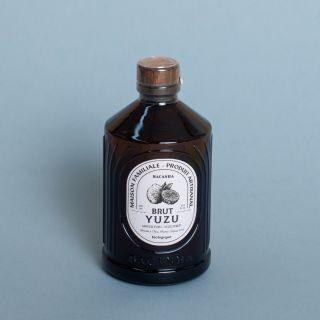 Bacanha Sirop Yuzu Brut - Biologique /Yuzu Syrup