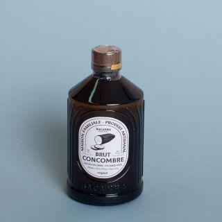 Bacanha Sirop de Concombre Brut - Biologique /Cucumber Syrup