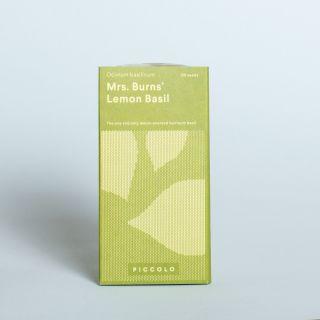 Piccolo Mrs Burns Lemon Basil Seeds