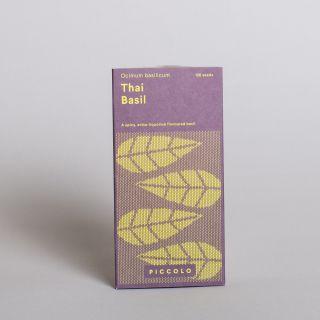 Piccolo Basil Thai Seeds