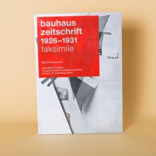 Bauhaus Journal 1926–1931: Facsimile Edition