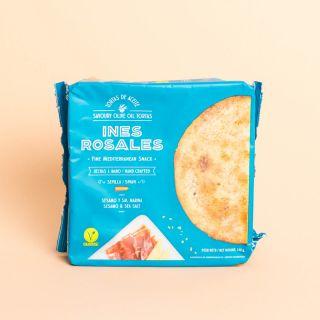 Inés Rosales 100% Natural Sesame and Sea Salt Olive Oil Torta