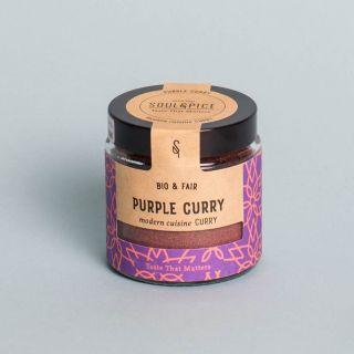 Soul Spice Purple Curry Bio