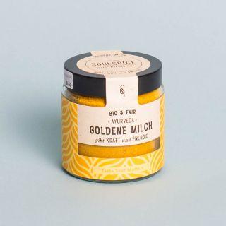 Soul Spice Goldene Milch Bio