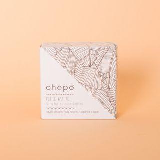 "OHËPO - ""Petite Nature"" Unscented Natural Soap 100g"