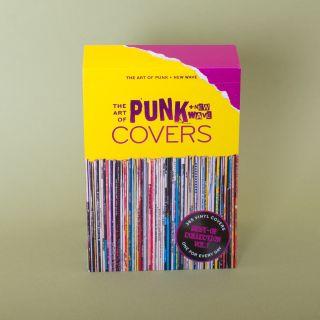 The Art of Punk & New Wave Perpetual Calendar