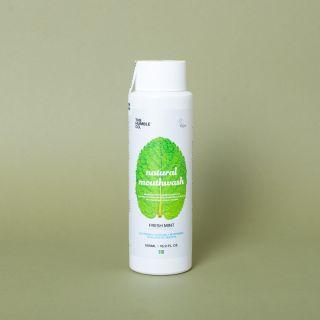 The Humble Co. Mouthwash - Fresh Mint 500ml
