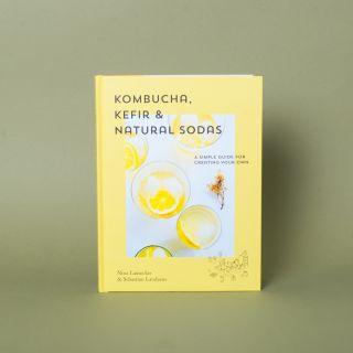 Kombucha, Kafir & Natural Sodas: A Simple Guide for Creating Your Own