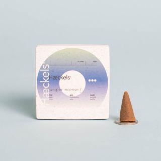 Haeckels Juniper Incense Cones