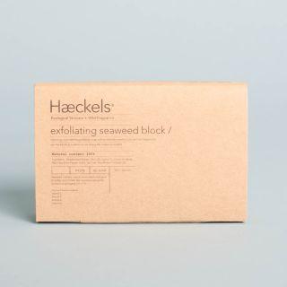 Haeckels Large Exfoliating Vegan Seaweed Block