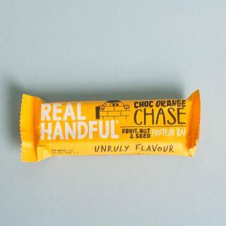 Real Handful Choc Orange Chase - Fruit & Nut Protein Bar
