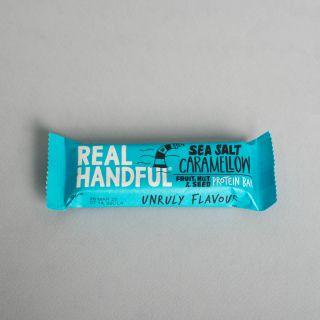 Real Handful Sea Salt Caramellow - Fruit Nut & Seed Protein Bar