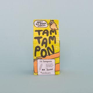 Bio-Tampons TamTampon piccolo