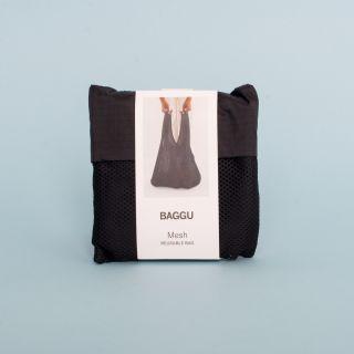 Baggu Black Mesh Bag