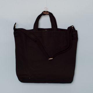 Baggu Horizontal Duck Bag Black