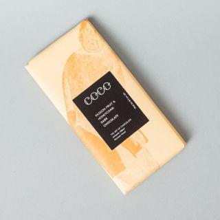 COCO Passion Fruit & Honeycomb Dark Chocolate 61%