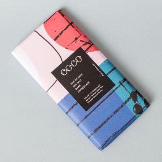 COCO Isle Of Skye Vegan Dark Chocolate 80g