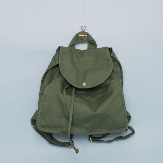 Baggu Drawstring Backpack Eucalyptus