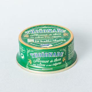 La Belle-Iloise Coffret Thoïonade aux olives
