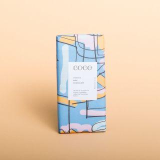 COCO Orange Milk Chocolate 40%