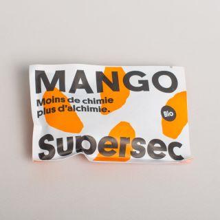 Supersec Dried Mangos - Pocket Sized