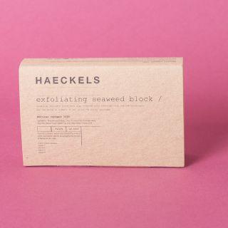 Haeckels Exfoliating Seaweed Soap Block 320g