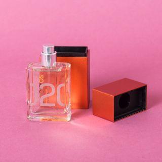 Escentric 02 Portable with Orange Case (30ml)
