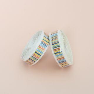 Supreme Pro Woven Bar Tape - Stripes Light Multi