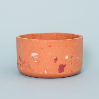 Les Pieds de Biche - Le Saladier Terrazzo - Terracotta