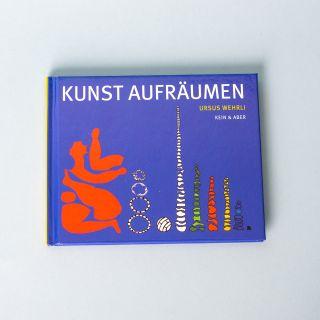 """"""" Kunst Aufräumen """" small book"""