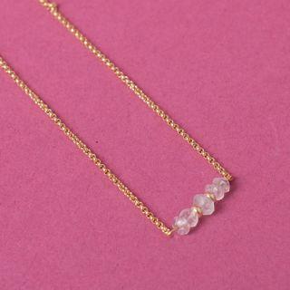 Nana Bijoux Mini Frischwasserperlchen Necklace