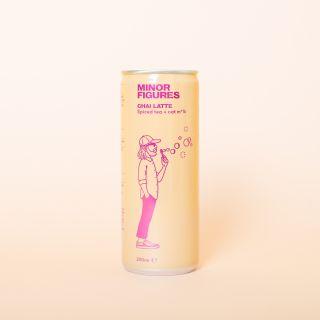 Minor Figures - Nitro Cold Brew - Chai Latte 200ml