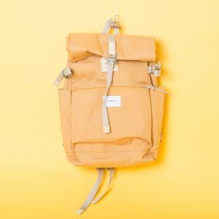 Sandqvist ILON Backpack Yellow