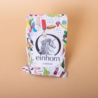 Einhorn Kondome aus 100% Naturkautschuklatex aus Malaysia / 100% Natural Latex Condoms
