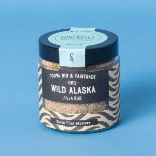 Soul Spice BBQ Wild Alaska Bio