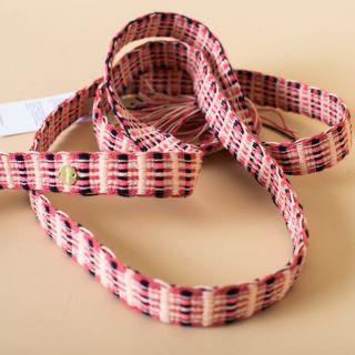 Guanábana Fringe Belt Pink