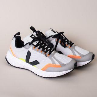 VEJA Condor Mesh Light Grey Black Sneakers Mens