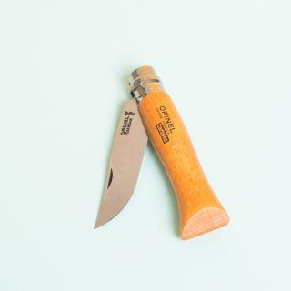 Opinel N°09 Carbon Tradition Pocket Knife