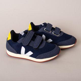 VEJA Arcade B-Mesh Nautico White Tonic Sneakers Kids