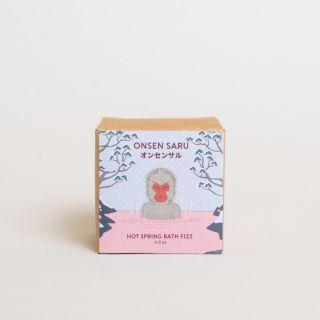 Onsen Saru Hot Spring Bath Fizz