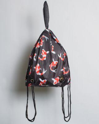 Kitchenersäckli Koi Red & Black