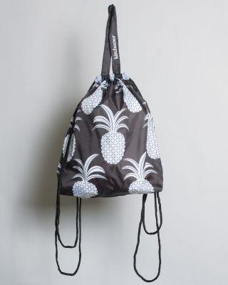 Kitchenersäckli Ananas Black & White
